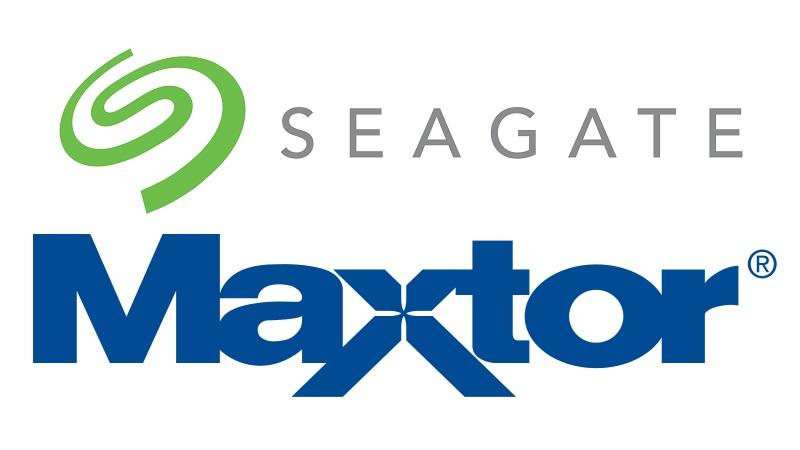 Seagate-Maxtor