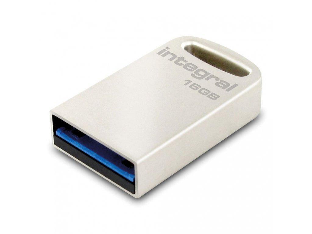 INTEGRAL Metal Fusion 16GB, USB 3.0