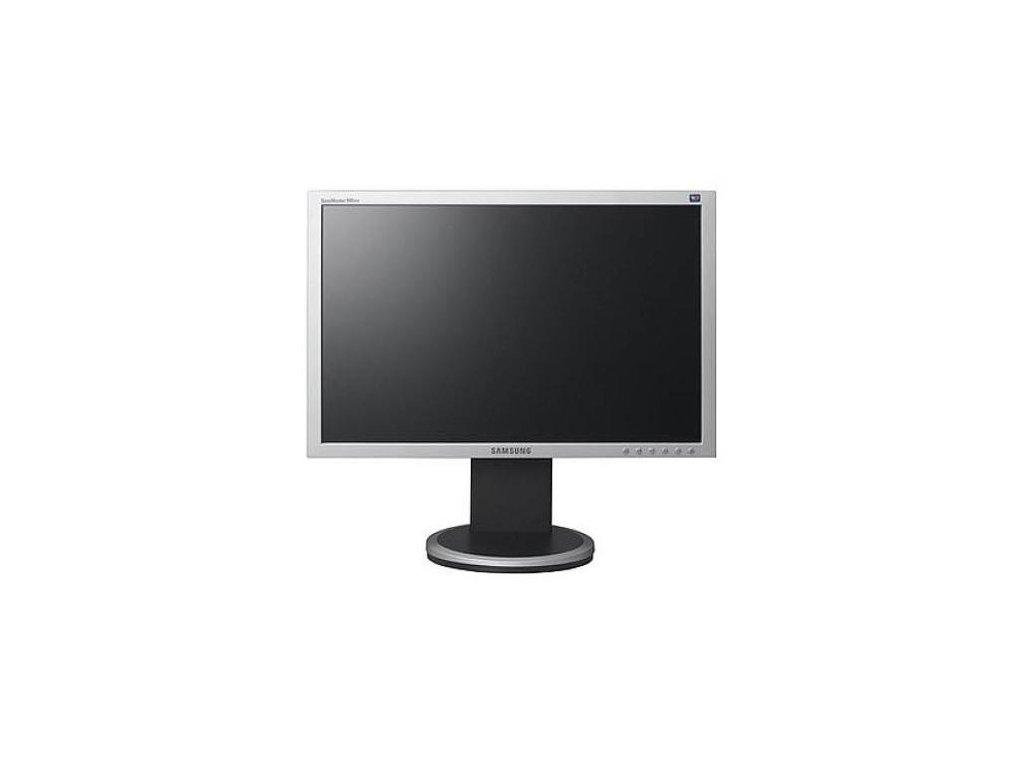 19 lcd monitor samsung 940bw ls19hawcshedc stribrny silve