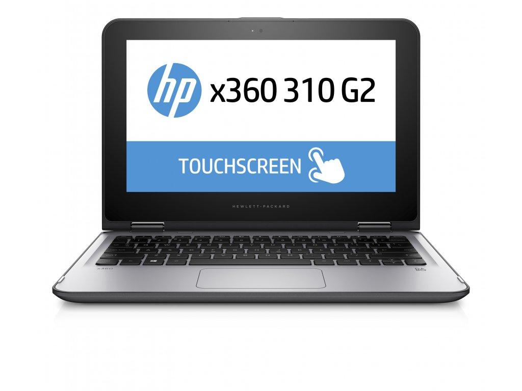 HP ProBook X360 310 G2  čtyřjádrový procesor!