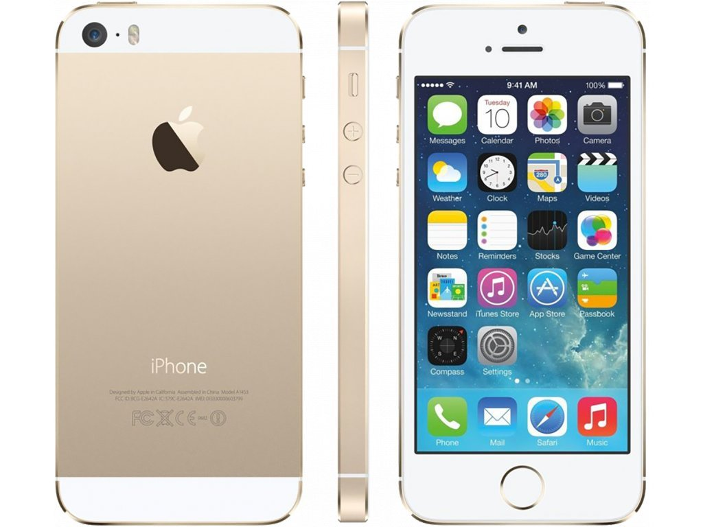 63 iphone 5s gold kopie