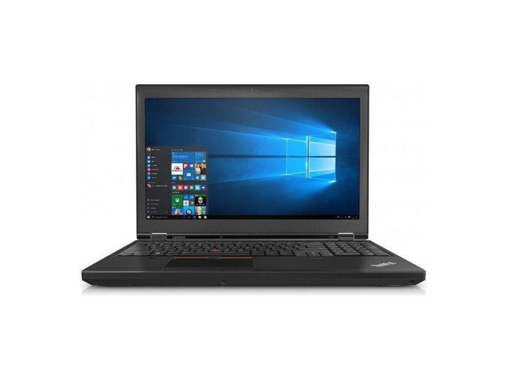 lenovo thinkpad p50 laptop i7 6820hq 27ghz 256gb ssd win 10 pro laptops lenovo laptop 593953
