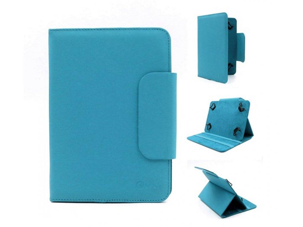 """C-tech deskové pouzdro a stojánek na tablet 7"""" - 7,85"""", modré"""