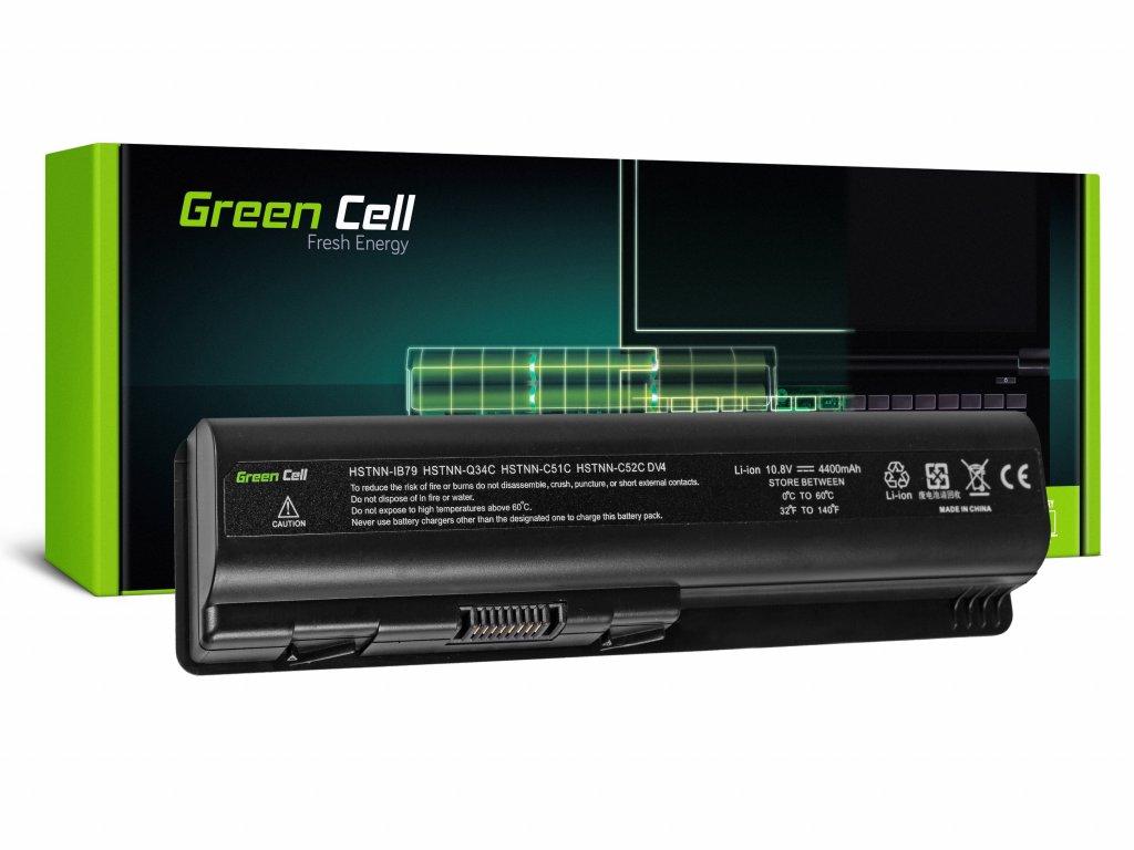 Baterie pro HP DV4 DV5 DV6 CQ60 CQ70 G50 G70 / 11,1V 4400mAh
