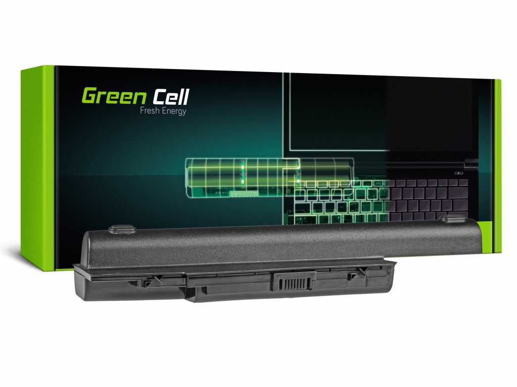 Baterie Acer Aspire 5520 AS07B31 AS07B32 / 11,1V 6600mAh