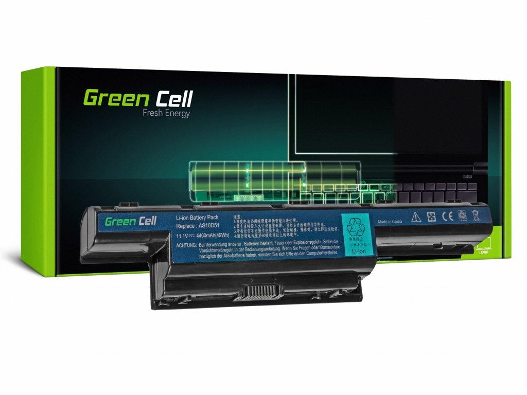 Baterie pro Acer Aspire 5740G 5741G 5742G 5749Z 5750G 5755G / 11,1V 4400mAh