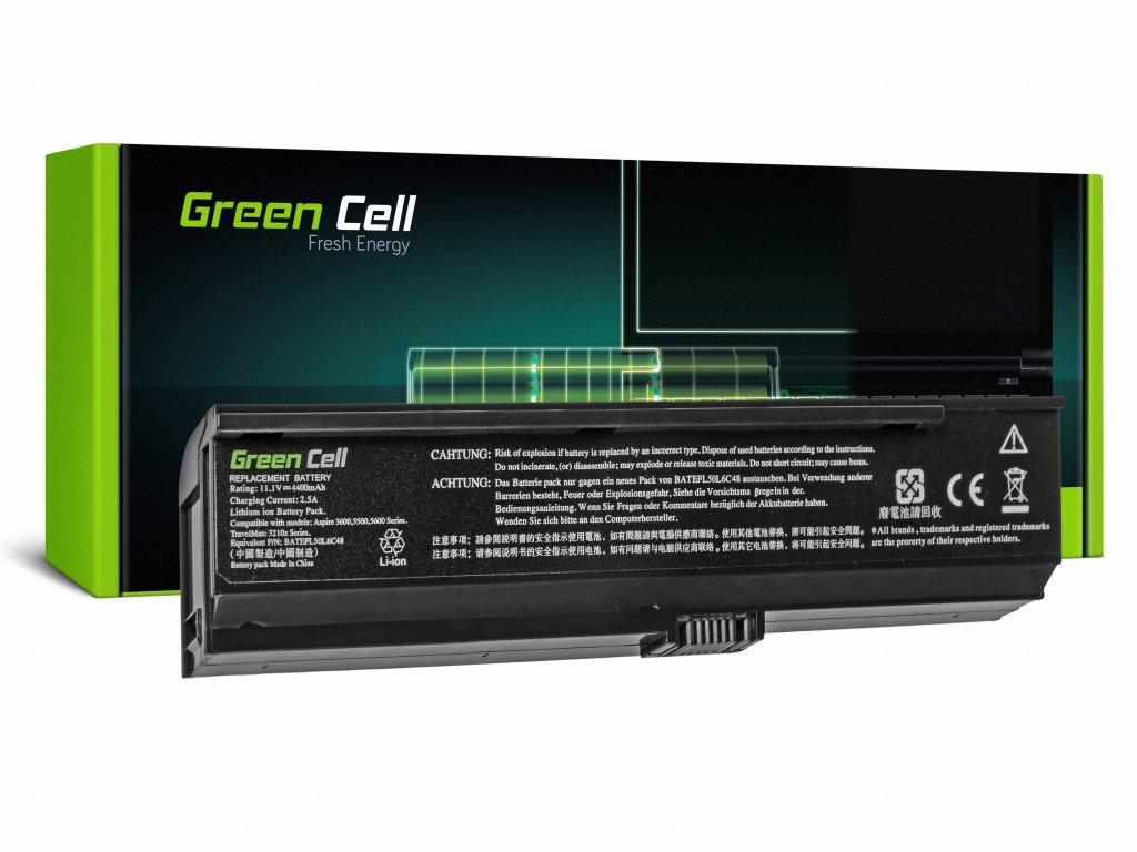 Baterie pro Acer Aspire 3200 3600 3680 5030 5500 / 11,1V 4400mAh