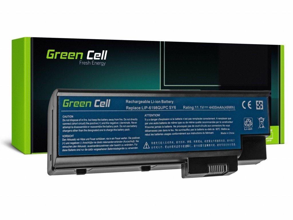 Baterie pro Acer Aspire 5620 7000 9300 9400 / 11,1V 4400mAh