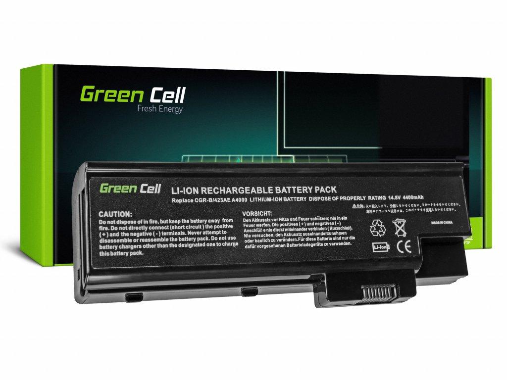 Baterie pro Acer Aspire 5620 7000 9300 9400 / 14,4V 4400mAh