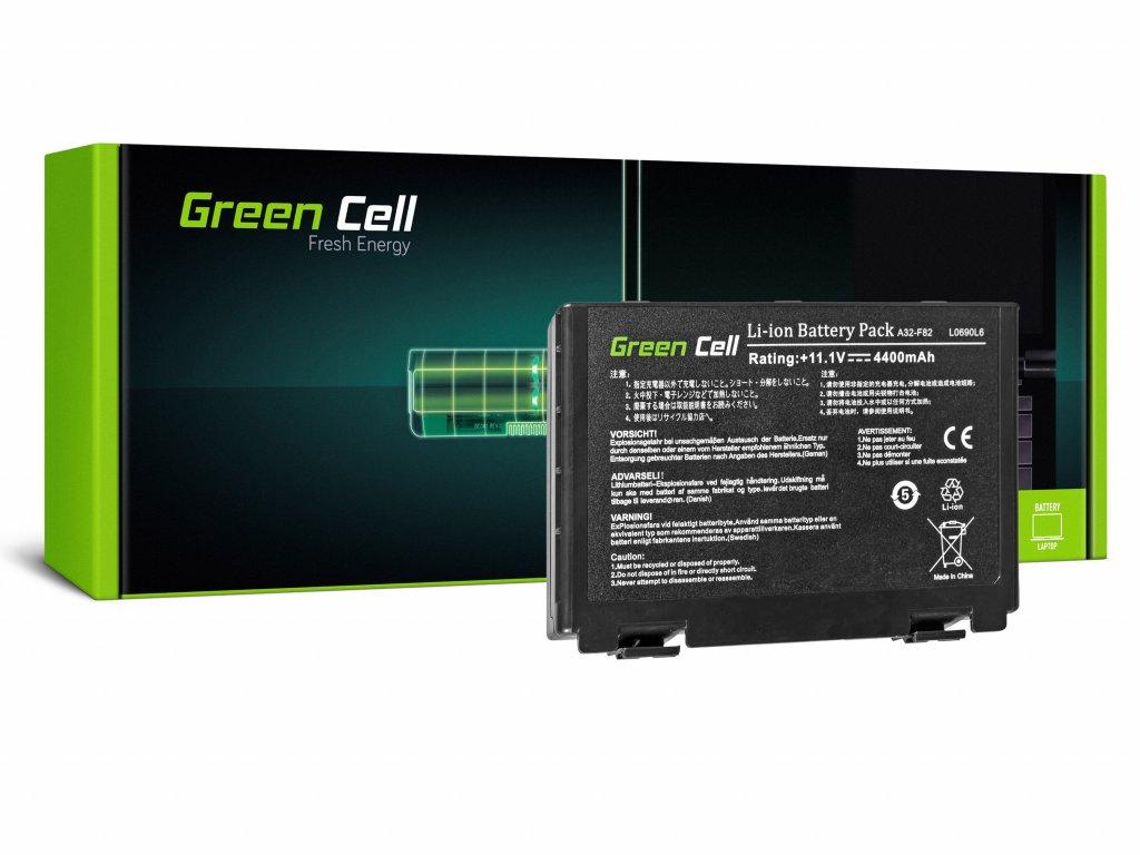 Baterie Asus A32-F82 K40 K50 K60 K70 / 11,1V 4400mAh