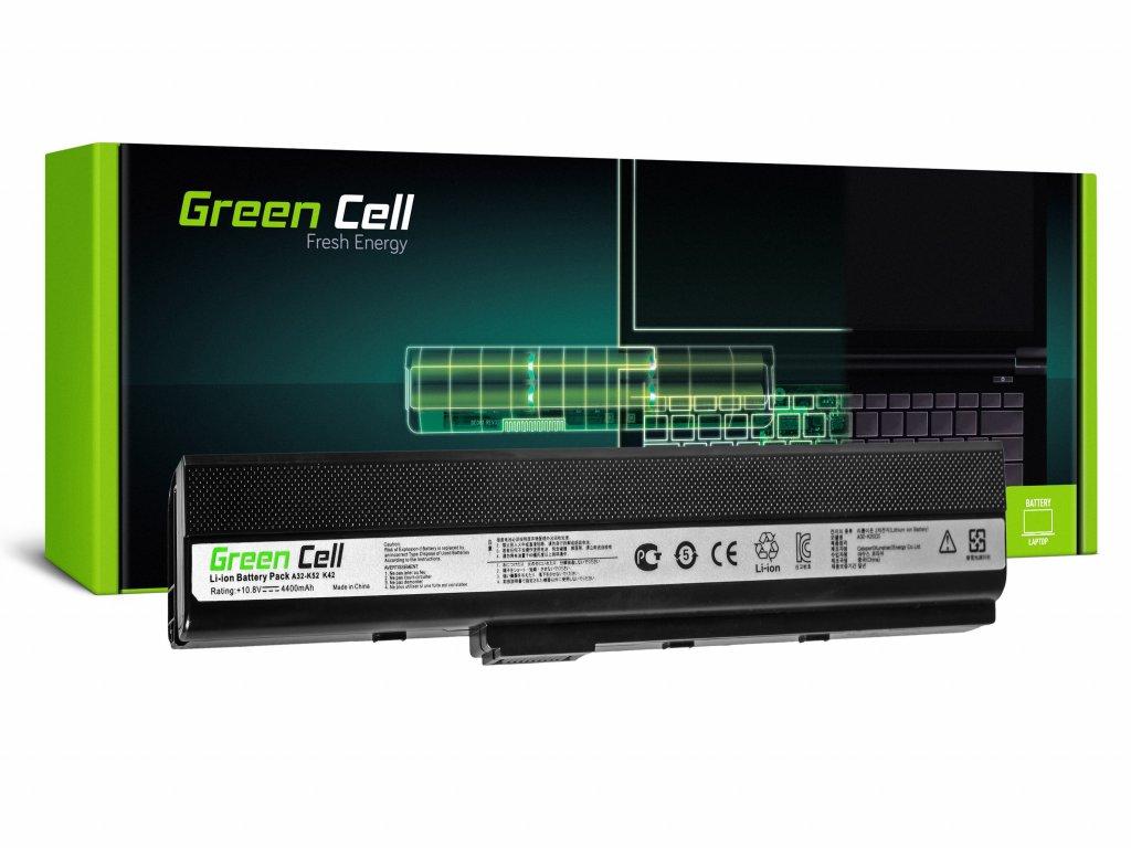 Baterie pro Asus A32-K52 K52 X52 A52 / 11,1V 4400mAh