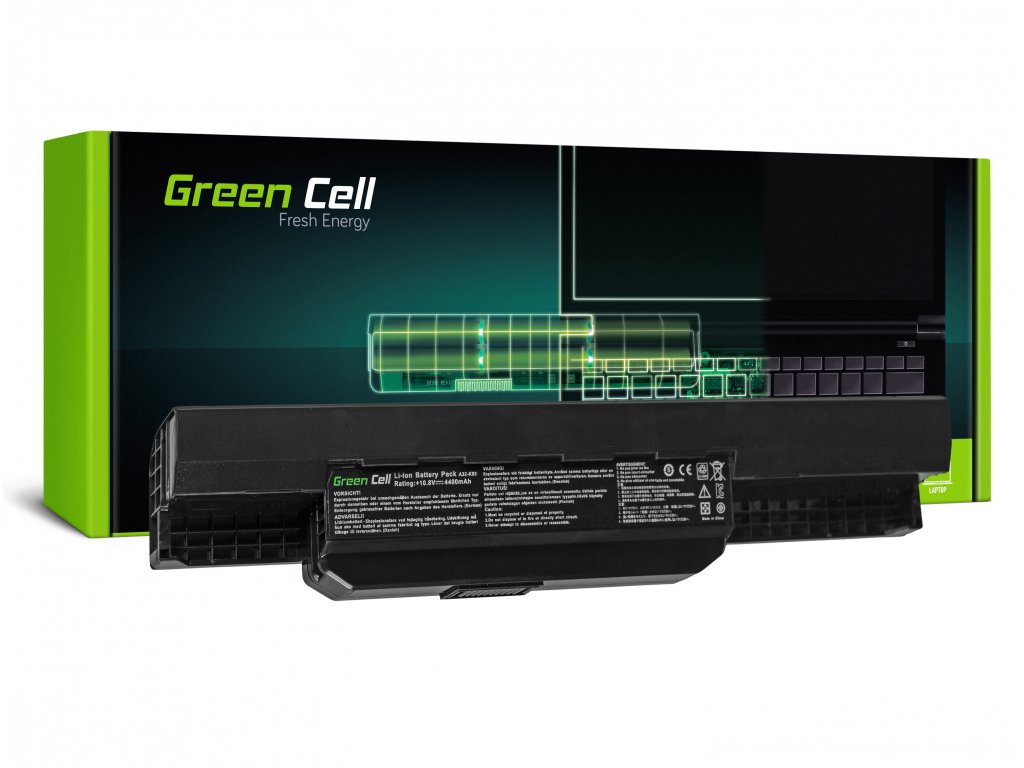Baterie Asus A31-K53 X53S X53T K53E / 11,1V 4400mAh