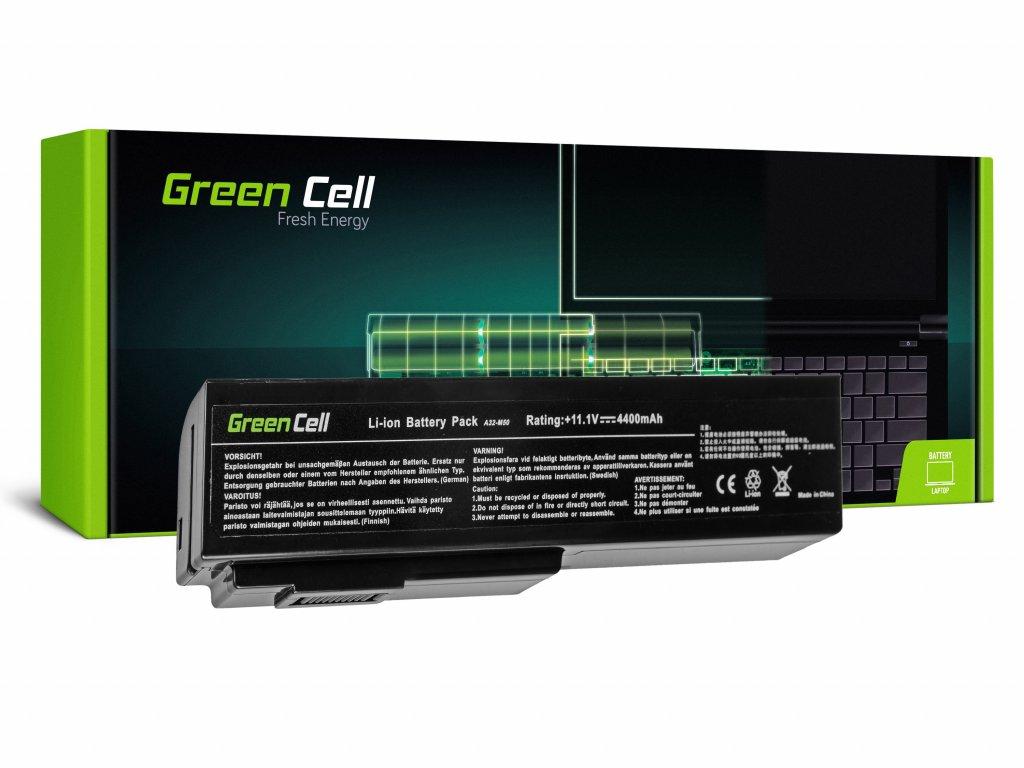 Baterie pro Asus A32-M50 A32-N61 N43 N53 G50 L50 M50 M60 N61VN / 11,1V 4400mAh