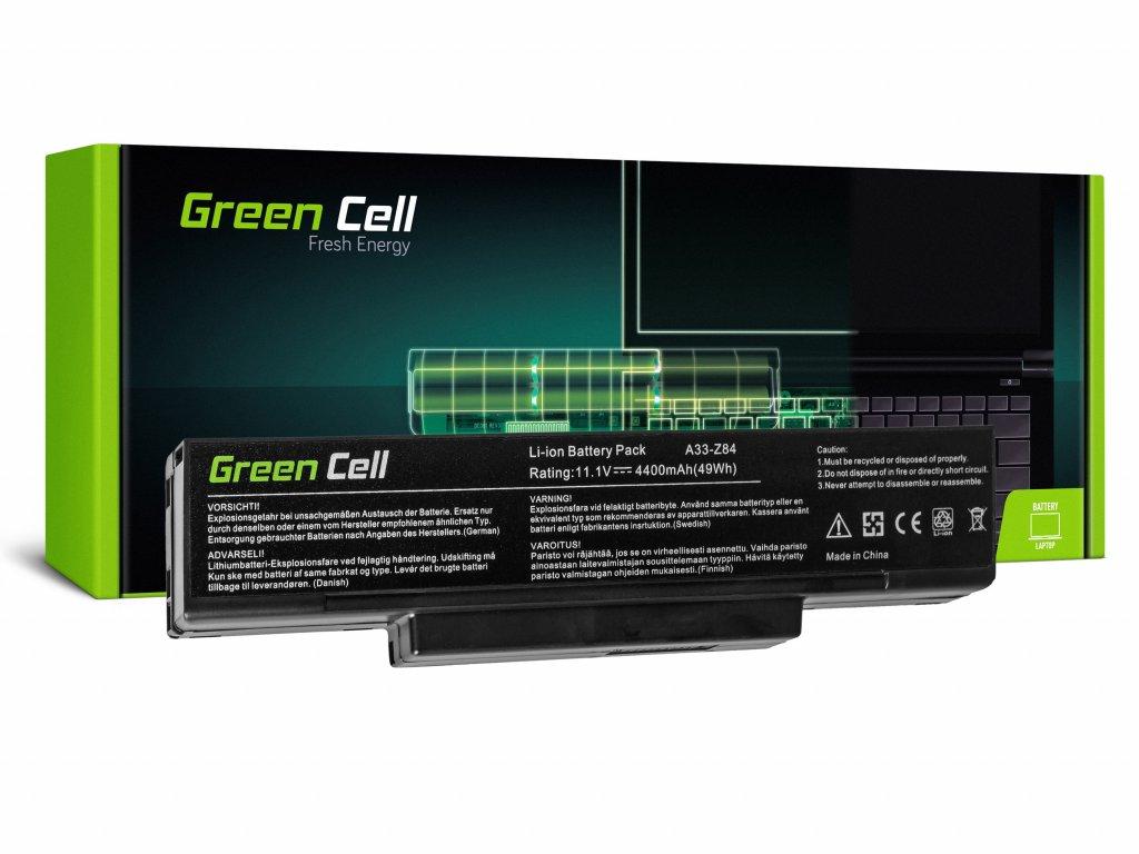 Baterie pro Asus A9 S9 S96 Z62 Z9 Z94 Z96 / 11,1V 4400mAh