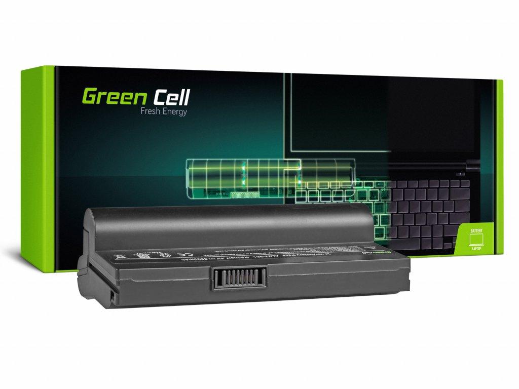 Baterie pro Asus Eee-PC 901 904 1000 1000H (black) / 7,4V 8800mAh