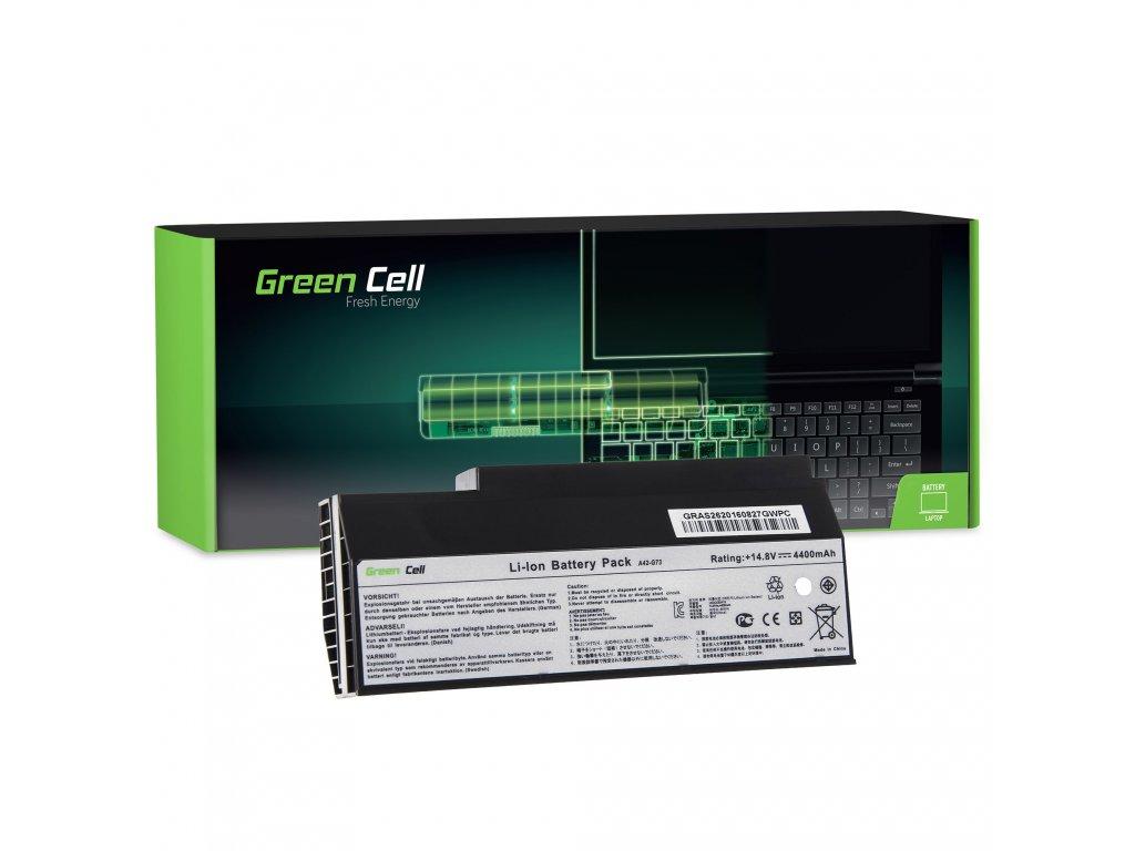 Baterie pro Asus G53 G73 / 14,4V 4400mAh
