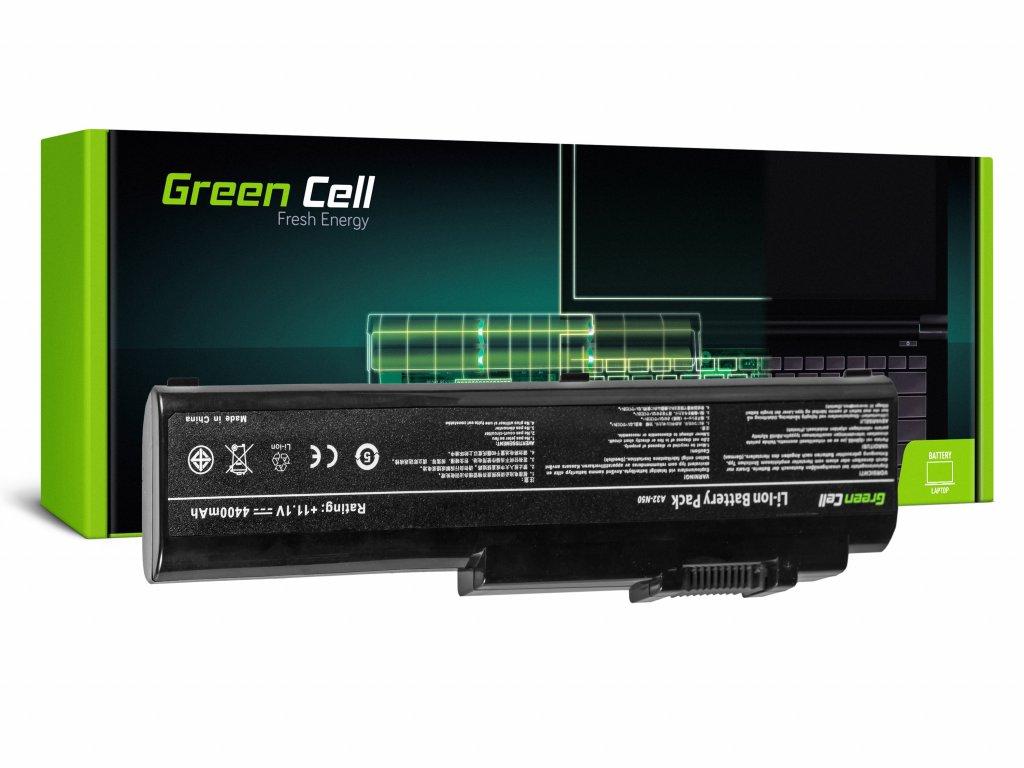 Baterie pro Asus N50 N51 / 11,1V 4400mAh