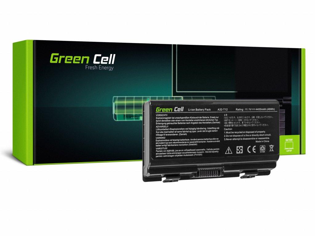 Baterie pro Asus X51 X58 / 11,1V 4400mAh