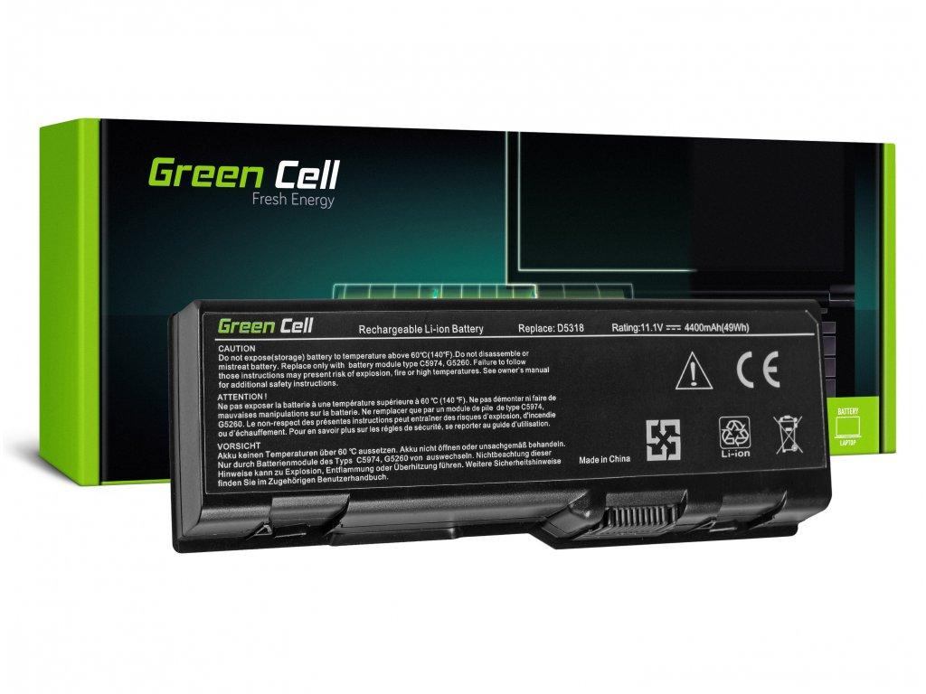 Baterie pro Dell Inspiron XPS Gen 2 6000 9300 9400 E1705 / 11,1V 4400mAh