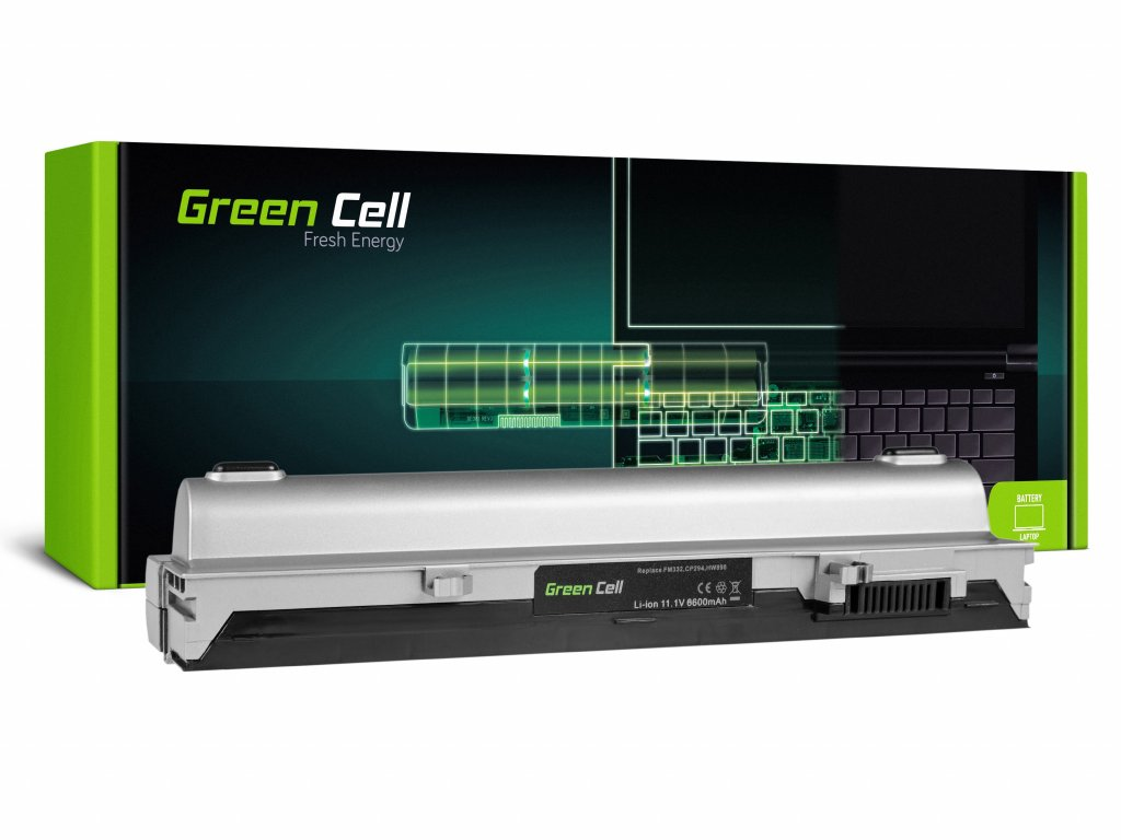 Baterie pro Dell Latitude E4300 E4310 E4320 E4400 / 11,1V 6600mAh