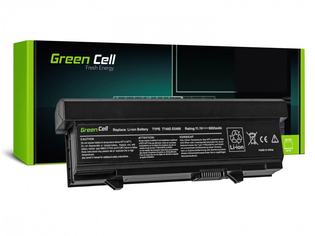 Baterie pro Dell Latitude E5400 E5410 E5500 E5510 / 11,1V 6600mAh