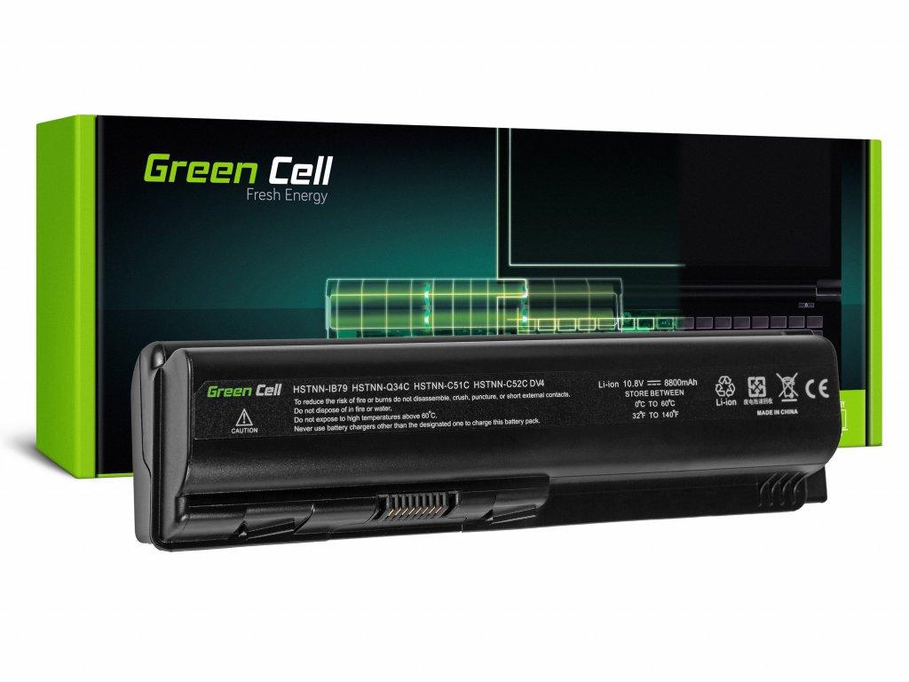 Baterie pro HP DV4 DV5 DV6 CQ60 CQ70 G50 G70 / 11,1V 8800mAh