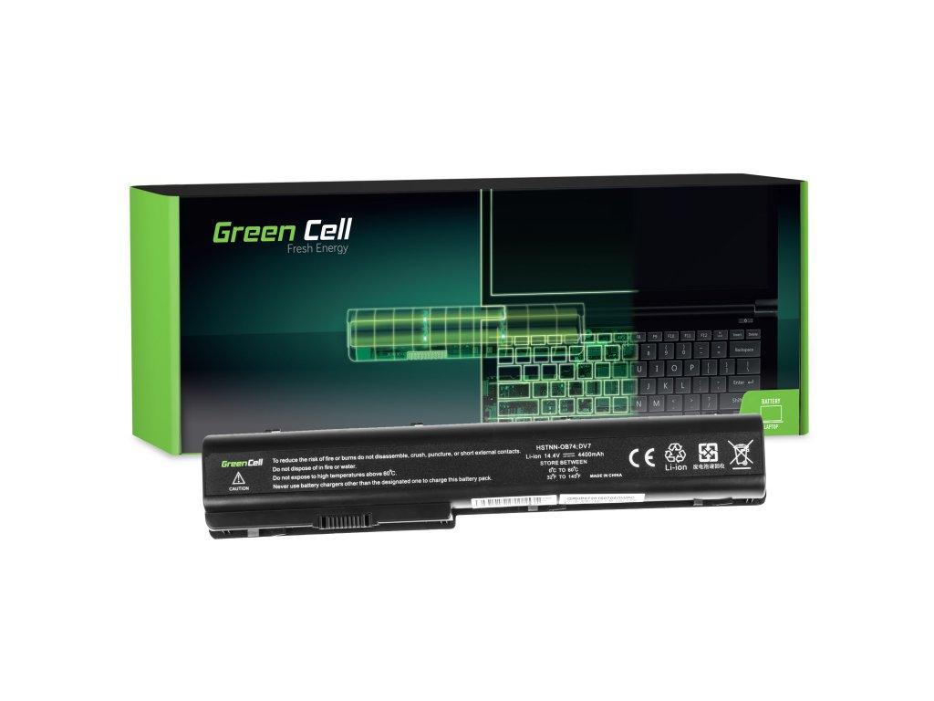 Baterie pro HP Pavilion DV7 DV7T DV7Z DV8 / 14,4V 4400mAh