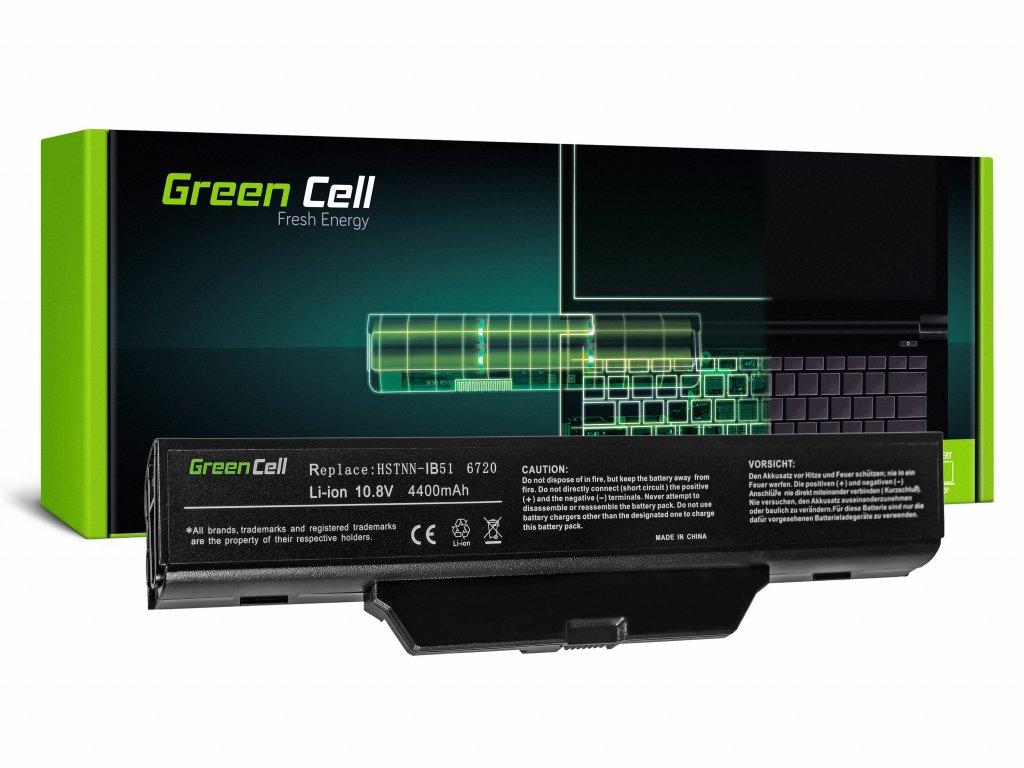 Baterie pro HP 550 610 HP Compaq 6720s 6820s / 11,1V 4400mAh