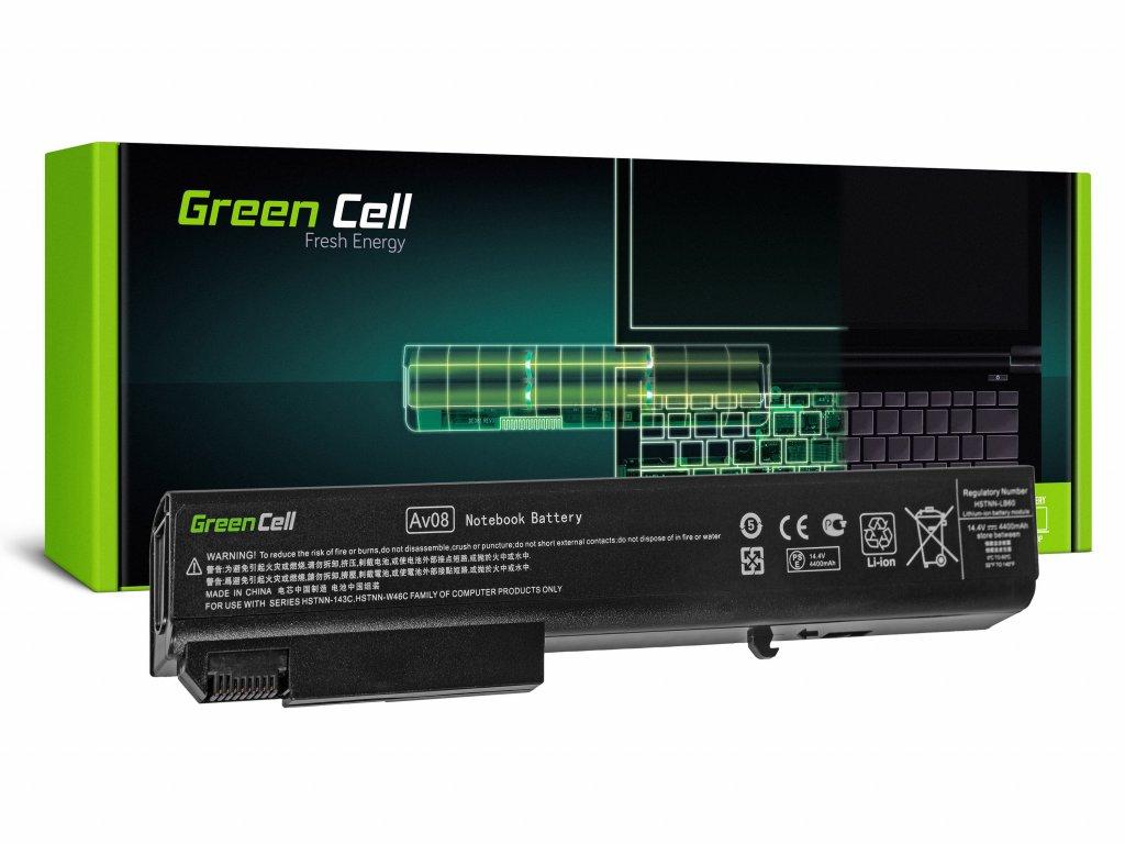 Baterie pro HP EliteBook 8500 8700 / 14,4V 4400mAh