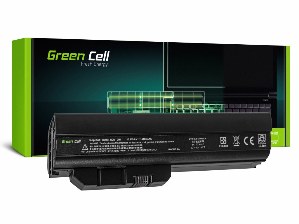 Baterie HP Compaq Mini 311 311C / 11,1V 4400mAh
