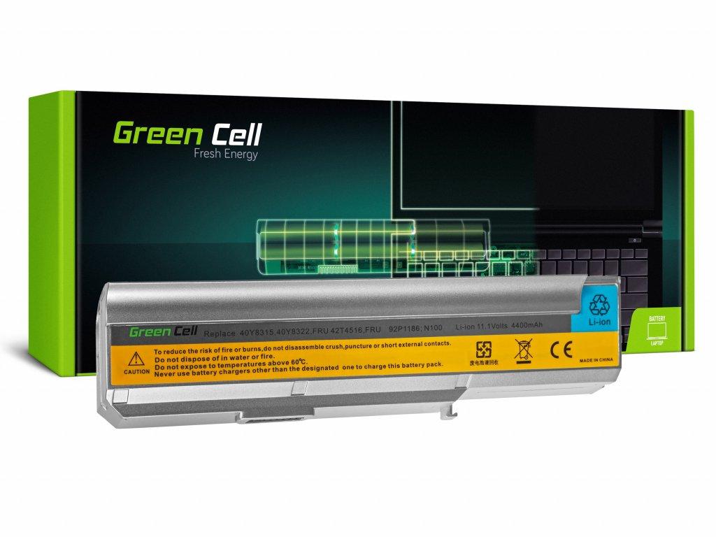 Baterie Lenovo 3000 N100 N200 C200 / 11,1V 4400mAh