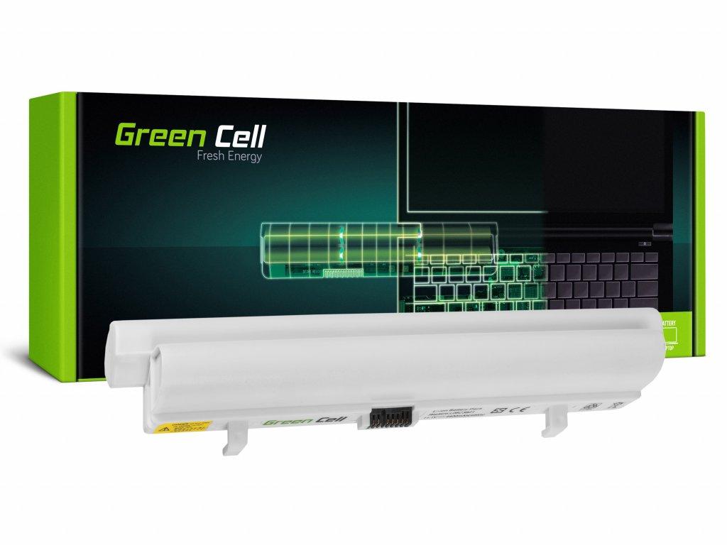Baterie pro Lenovo IdeaPad S9 S9e S10 S10e S10C S12 (white) / 11,1V 4400mAh