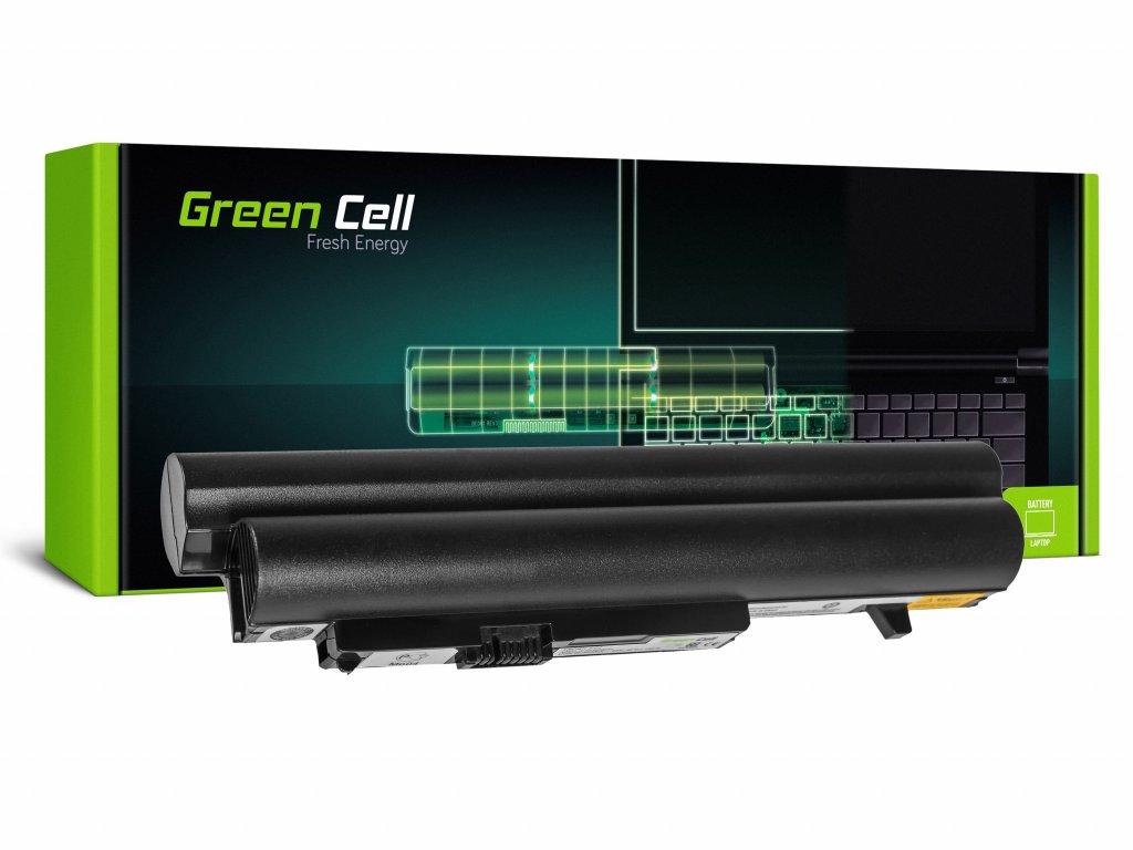 Baterie pro Lenovo IdeaPad S10-2 S10-2C S10-3c (black) / 11,1V 4400mAh