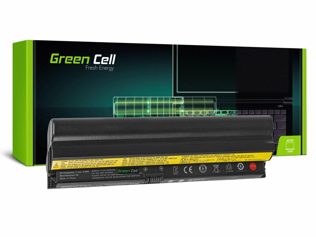 Baterie pro Lenovo ThinkPad X100e X120 X120e, Edge E10 11 / 11,1V 4400mAh