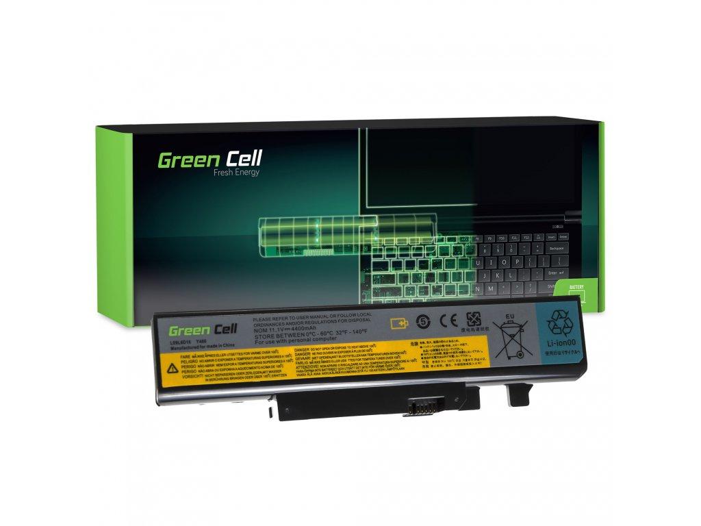 Baterie pro Lenovo IdeaPad B560 Y460 Y560 V560 Y560p Y560a / 11,1V 4400mAh