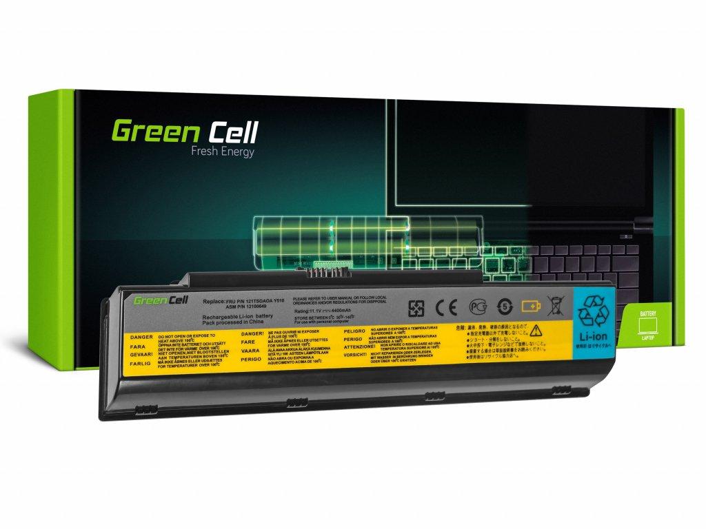 Baterie pro Lenovo IdeaPad Y510 Y530 Y710 Y730 / 11,1V 4400mAh