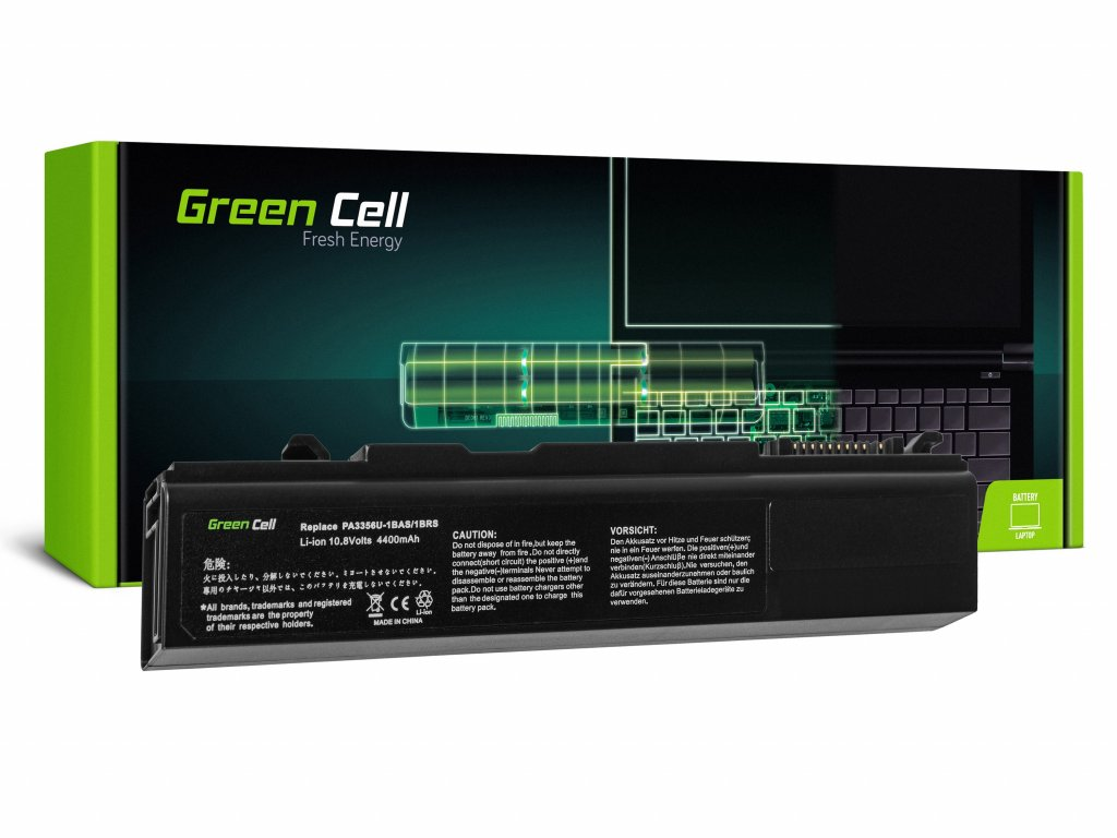 Baterie pro Toshiba Tecra A2 A9 A10 S3 S5 M10 Portage M300 M500 / 11,1V 4400mAh