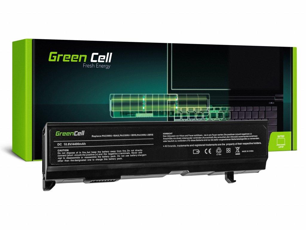 Baterie Toshiba Satellite A80 A100 A105 M40 M50 Tecra A3 A6 / 11,1V 4400mAh