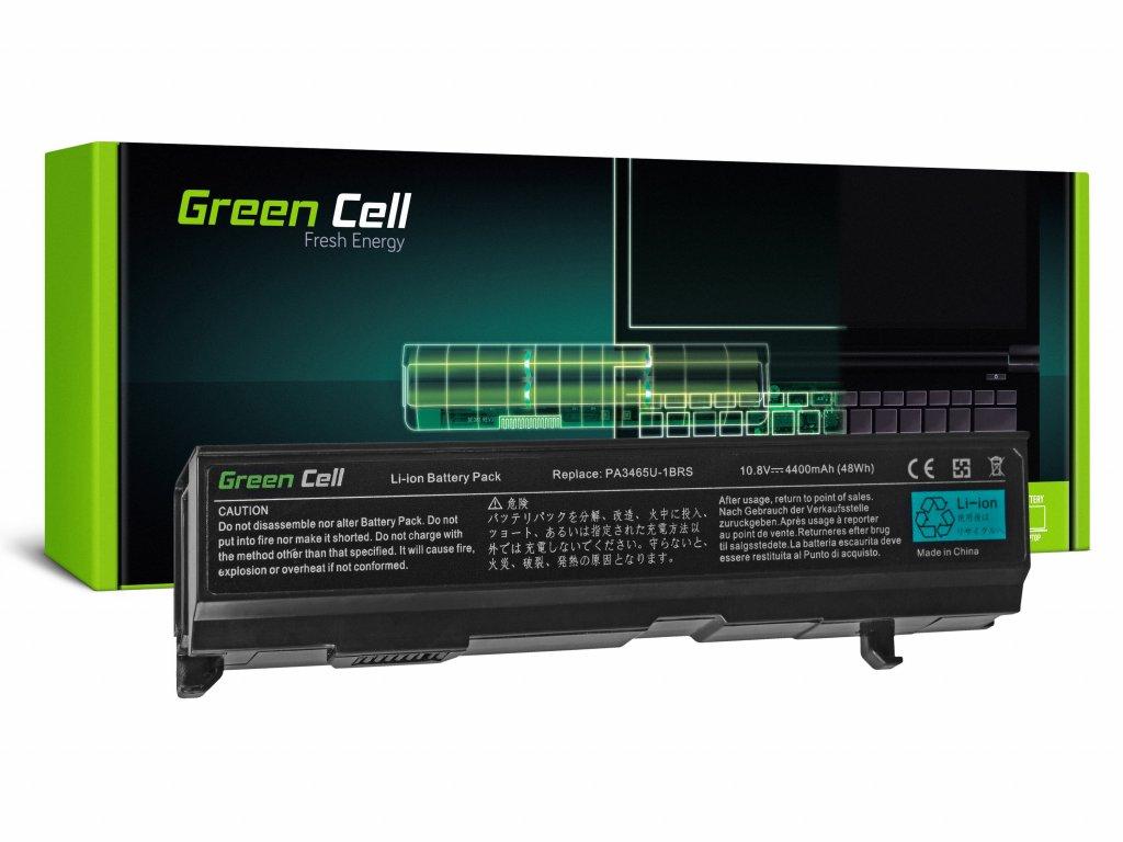 Baterie pro Toshiba Satellite A85 A110 A135 M40 M50 M70 / 11,1V 4400mAh