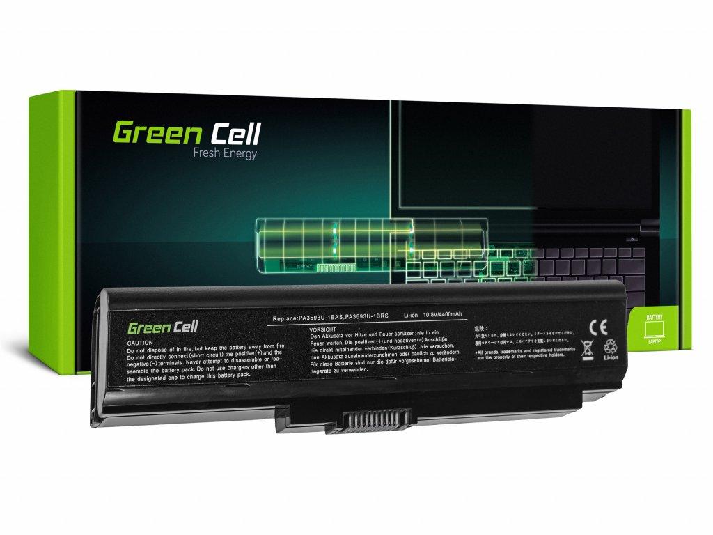 Baterie Toshiba Satellite Pro U300 Portege M600 Tecra M8 / 11,1V 4400mAh