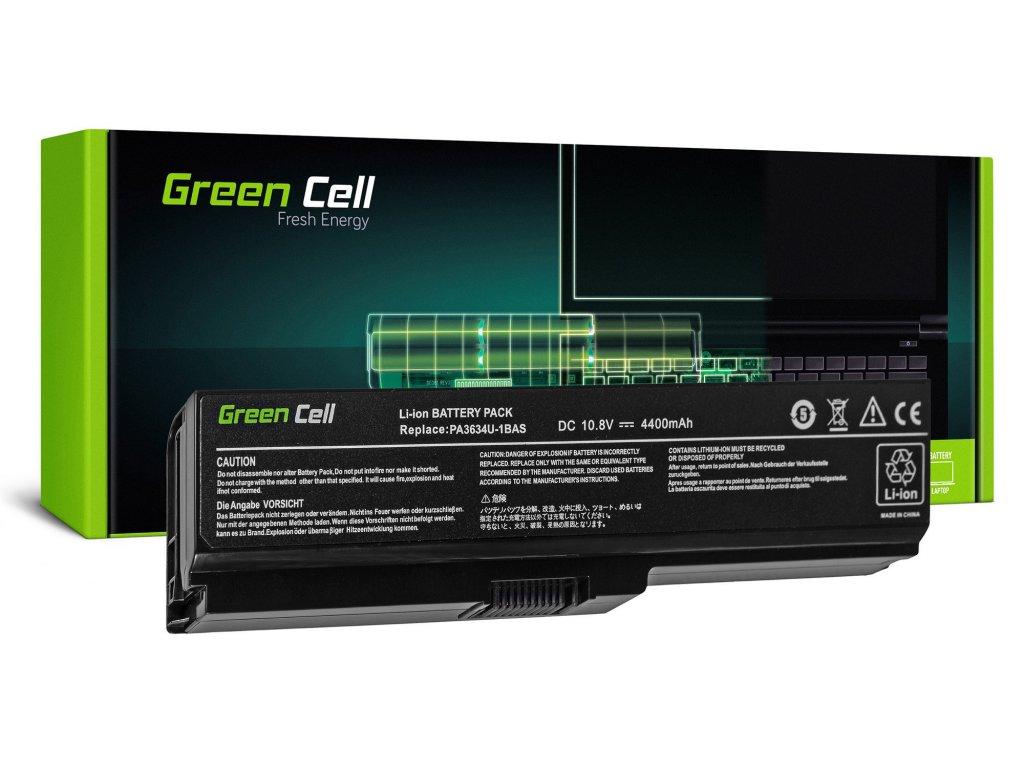 Baterie pro Toshiba Satellite C650 C650D C660 C660D L650D L655 L750 PA3817U-1BRS / 11,1V 4400mAh