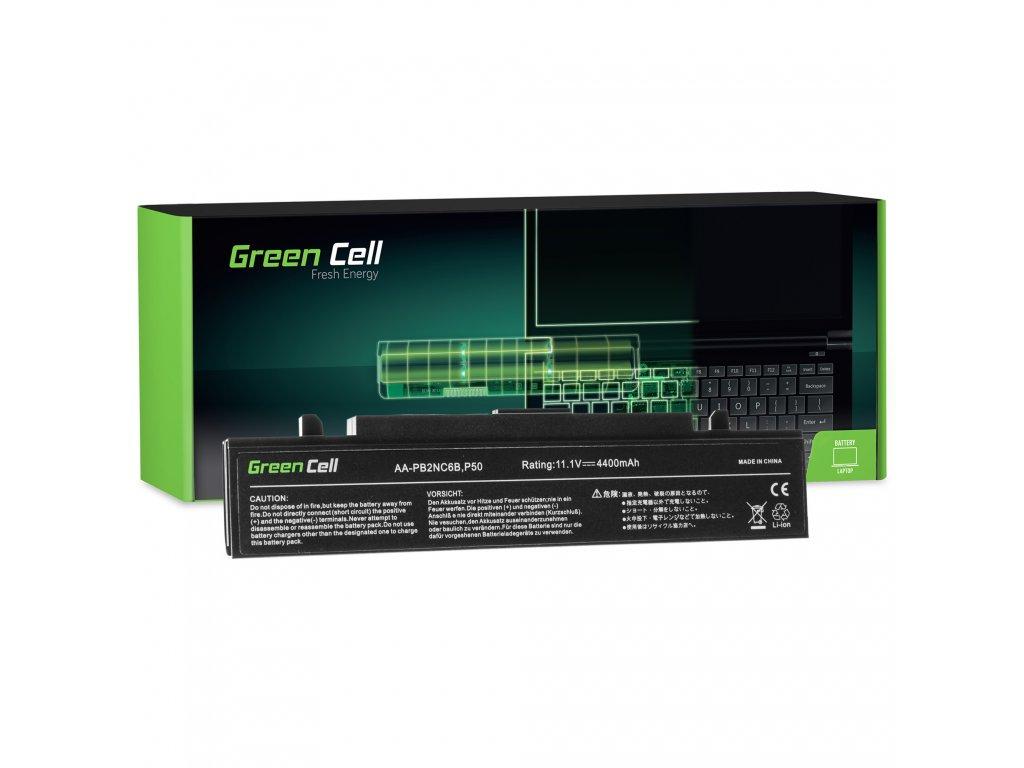 Baterie pro Samsung NP-P500 NP-R505 NP-R610 NP-SA11 NP-R510 NP-R700 NP-R560 NP-R509 / 11,1V 4400mAh