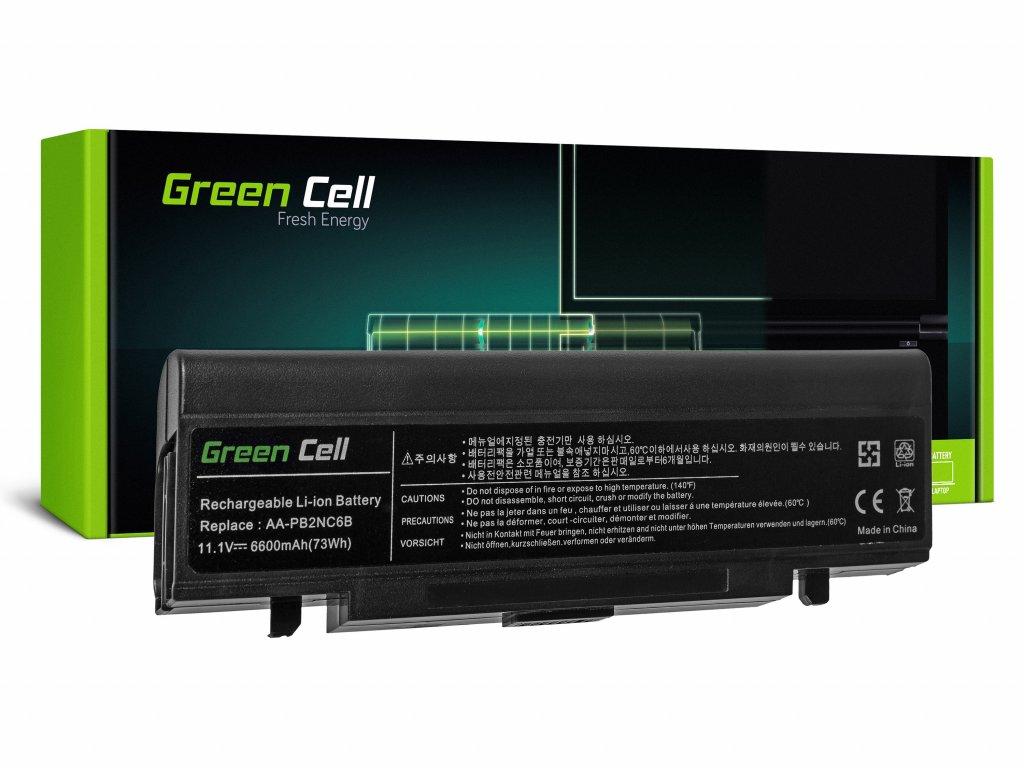 Baterie pro Samsung NP-P500 NP-R505 NP-R610 NP-SA11 NP-R510 NP-R700 NP-R560 NP-R509 / 11,1V 6600mAh