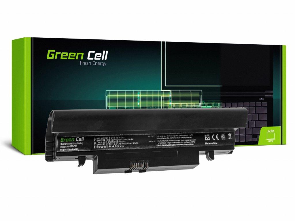 Baterie pro Samsung NP-N100 NP-N102S NP-N145 NP-N150 NP-N210 / 11,1V 4400mAh