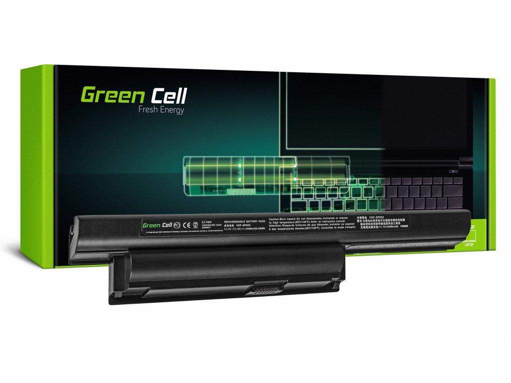 Baterie pro Sony Vaio PCG-71211M PCG-61211M PCG-71212M / 11,1V 4400mAh