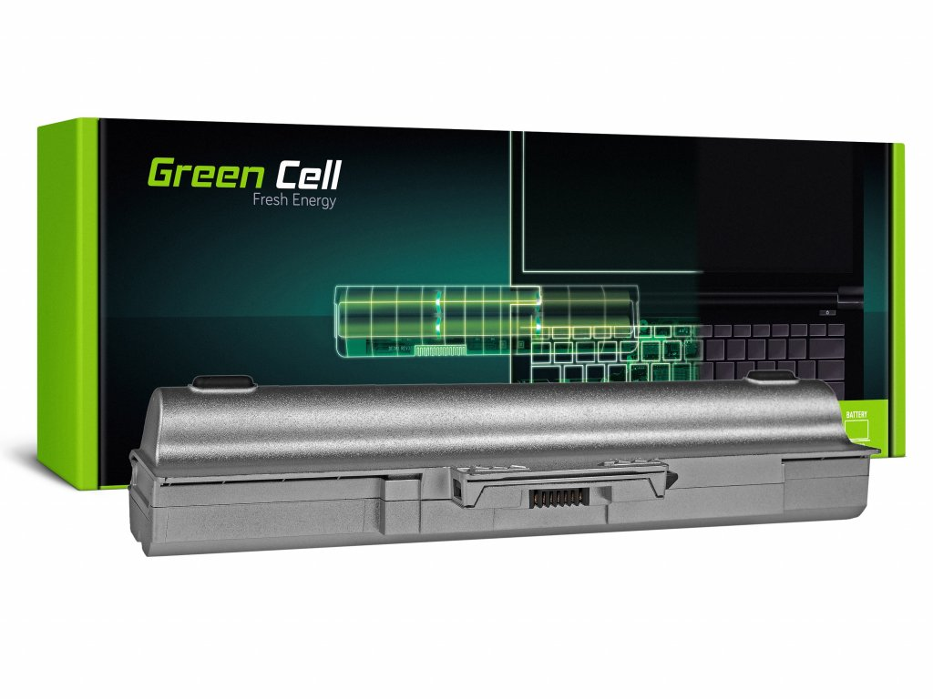 Baterie Sony Vaio VGP-BPS13 VGP-BPS21 (silver) / 11,1V 6600mAh