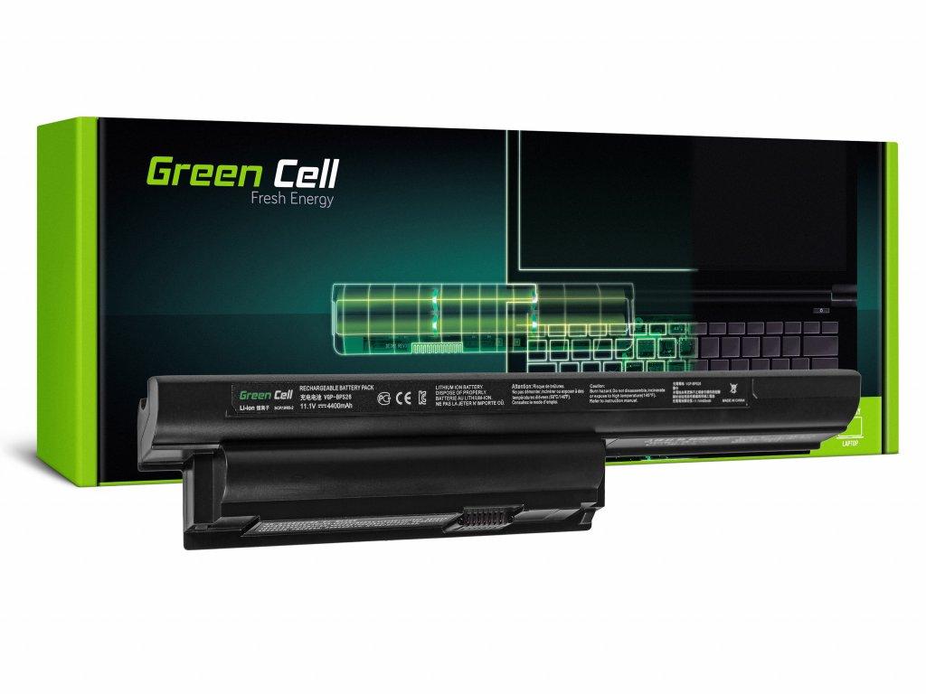 Baterie pro Sony Vaio PCG-71811M PCG-71911M SVE15 / 11,1V 4400mAh