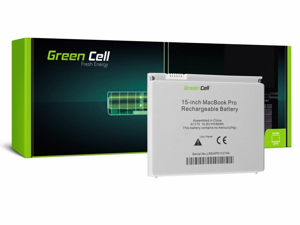 Baterie pro Apple Macbook Pro 15 A1150 A1211 A1226 A1260 2006-2008 / 11,1V 5200mAh