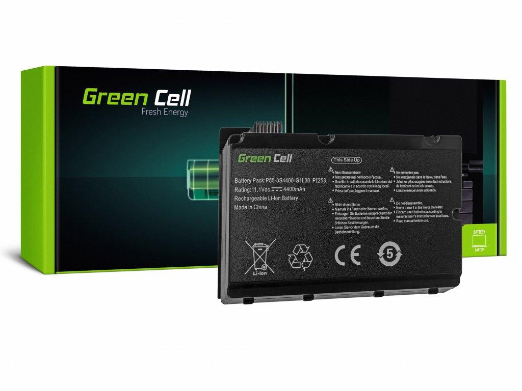 Baterie pro Fujitsu-Siemens Amilo Pi2530 Pi2550 Pi3540 Xi2550 / 11,1V 4400mAh