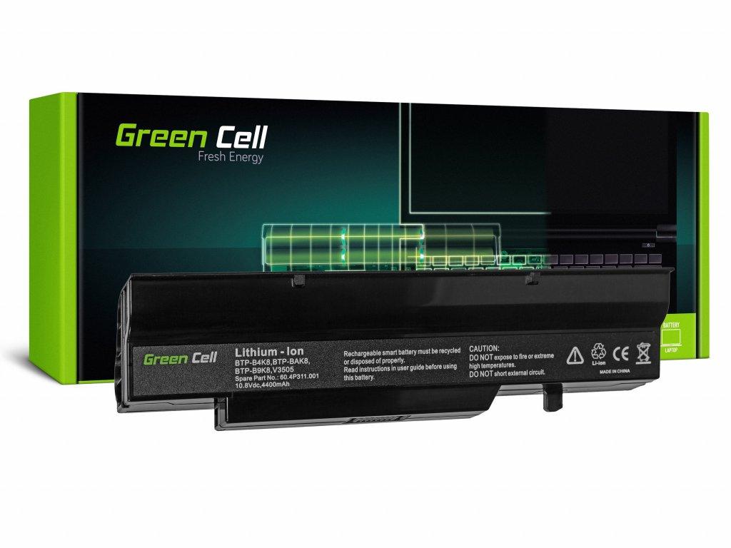 Baterie pro Fujitsu-Siemens Esprimo V5505 V6505 / 11,1V 4400mAh